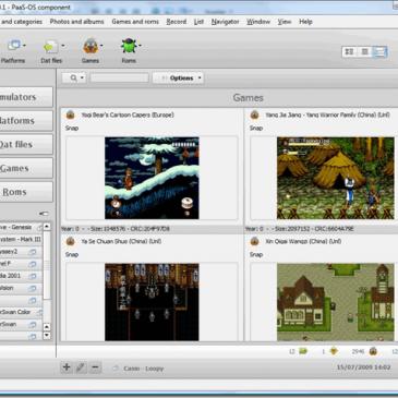 Más y más PaaSOS, tuiGames y su interface