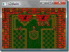 Portando Wonderswan a Dingoo A-320