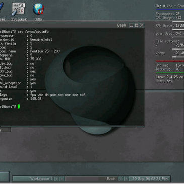 PaaSOS – Ubuntu Server 9.04