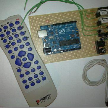 Primer prototipo para Arduino ahora con Velneo