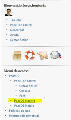 Disponible PaaSOS Maemo/Meego Beta1