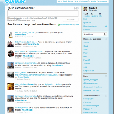 ¿Es Twitter tan importante para la Web 2.0?