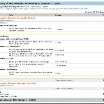 Iniciándonos con los servicios de Amazon EC2