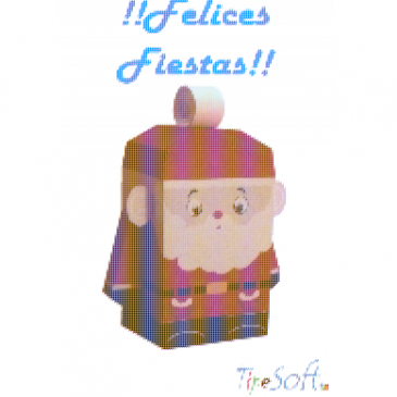TipeSoft os desea Felices fiestas!!!